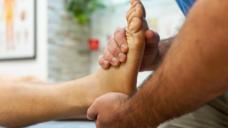 L'importanza della caviglia